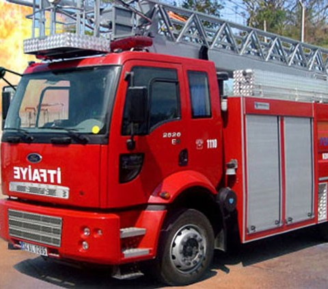 FireFightingTruck